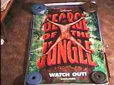 GEORGE OF JUNGLE ADV ROLLED 27X40 MOVIE POSTER DS