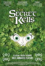 THE SECRET OF KELLS Movie POSTER 27x40