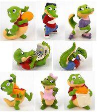 Überraschungsei Figuren Crazy Crocos Krokodile Auswahl UeEi 1993