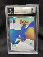 2018-19 Panini Status #172 Luka Doncic Dallas Mavericks RC Rookie BGS 9 R65