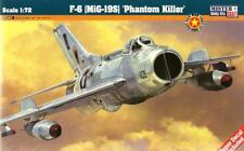 SHENYANG F-6 / MiG-19 S PHANTOM KILLER (VIETNAMESE & EGYPTIAN) 1/72 MISTERCRAFT