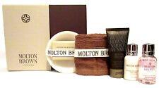 MOLTON BROWN CEMPEKA WASH, OATMEAL SOAP, SOAP DISH & FACE CLOTH GIFTSET  (P11)