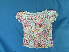 H&M Floral T-Shirts & Tops (0-24 Months) for Girls