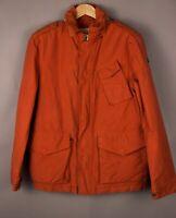 NN.07 Men Atle 8128 Casual Waterproof Jacket Overcoat Size M ASZ1433