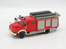 Preiser 1/87 HO - Magirus Furgone Feuerwehr Augsburg Vigili del fuoco