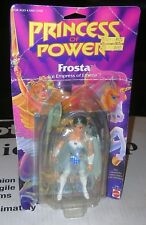 Rare Vintage She-Ra Princess of Power Frosta Action Figure ~ Unopened On Card