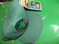 1 Vtg 1990s 1993 Marvel comics Stan Lee INCREDIBLE HULK HAT comic America Needle