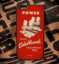 Vintage 1956 Edelbrock Power Ad iPhone 6 6S + Custom Case