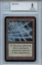 MTG Alpha Soul Net BGS 8.0 (8) NM-MT Magic WOTC Card 0391