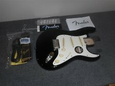 NEW Genuine Fender USA American Standard Strat Body & Accessories, 0113002706