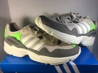 Adidas Originals Yung-96 F97182 Size running shoes US Size 11.5 OF WHITE SOLAR