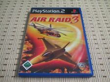 Air Raid 3 para PlayStation 2 ps2 PS 2 * embalaje original *