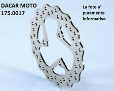 175.0017 DISCO DE FRENO TRASERO D.202 POLINI APRILIA SONIC 50 GP (CY)