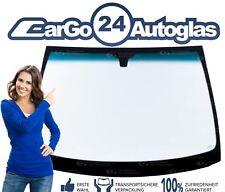 Opel Corsa C Frontscheibe Windschutzscheibe mit Blaukeil + Leiste Oben Neu