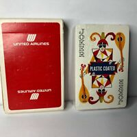 Vintage United Airlines playing Cards Sealed Deck