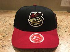 MiLB Modesto Nuts Minor League Twill Youth OC Sports Baseball Hat Cap NWT Adjust
