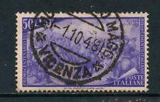 1948 - ITALIA REPUBBLICA - 50 LIRE CENTENARIO RISORGIMENTO - USATO - LOTTO/25240