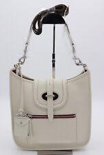 NWT Dooney & Bourke Florentine Toscana Leather Front Zip Crossbody Bag New $398