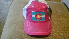 Colorado Flag Women's Hat