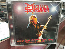 MICHAEL SCHENKER Into the Arena 1972-1995 [Highlights & Overtures]CD ( UFO MSG )