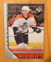Rostislav Olesz 2005-06 Upper Deck Hockey Young Guns Rookie Card RC #207