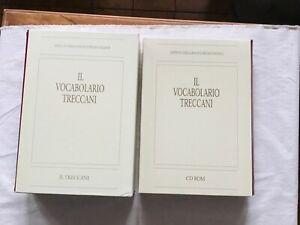 TRECCANI IL VOCABOLARIO  + IL VOCABOLARIO CD ROM