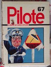 recueil du journal pilote - tome 67 (de 708 à 717) 1973