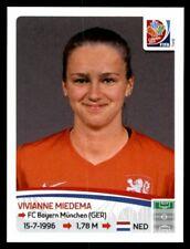 Panini football FIFA World Cup 2015 Women Sticker #97 Vivianne Miedema Holland