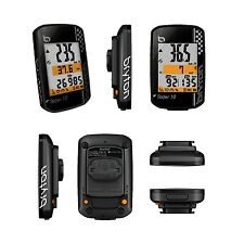 Bryton Rider 10C Wireless Bike Cycling GPS Computer & Smart Cadence - Black