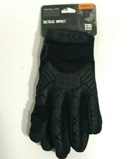 NEW IRONCLAD EXO TACTICAL IMPACT GLOVES BLACK SMALL