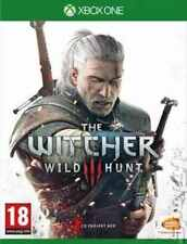 Xbox One The Witcher 3 (Xbox One) Excellent - 1st Class Delivery