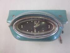 Oldsmobile 1957 Clock #569502 Vintage Original J10403
