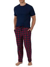 Fruit of the Loom Mens Microsanded Woven Sleep Short Pajama Bottom