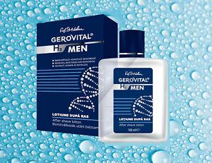 Men AfterShave Lotion, 100 ml, Gerovital H3