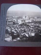 Stereo View Stereo Card - Prague Czechoslovakia