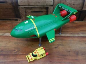 Matchbox Supersize Thunderbird 2 with Thunderbird 4