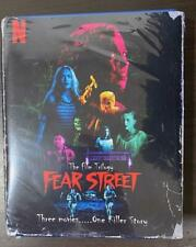 Fear Street Trilogy 3 disc set New Sealed