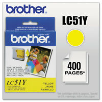 Brother LC51Y Innobella Ink Yellow