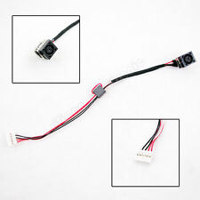 AC DC POWER JACK HARNESS CABLE FOR DELL INSPIRON 17-3721 17R 5721 17R-5721 1K31Y