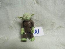 Vintage Loose 1980 Star Wars Empire Strikes Back Yoda Jedi Master Figure C-8.5