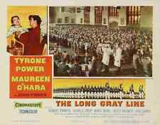 Long Gray Line The 06 Film A3 Poster Print