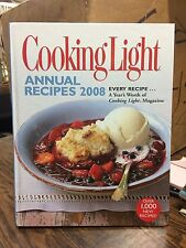 Cooking Light Annual Recipes 2008 - J45