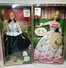 Barbie NRFB Talk of the Town Victorian Tea Dolls