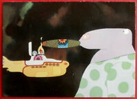 THE BEATLES - YELLOW SUBMARINE - Card #38 - Lord Admiral Fred - Duocards 1999