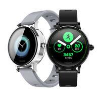 Smartwatch Damen Bluetooth Pulsuhr S9 IPS Display IP67 Wasserdicht iOS Android