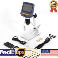 Digital Microscope Andonstar AD106S USB 4.3'' HD 1080P for SMD Soldering Repair