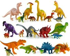 24 Jurassic Dinosaur Toys set 3 to 7 year old Boys Girls Toddlers Kids gift XMAS