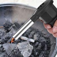 Ventilatore Elettrico Per Barbecue BBQ Fan Accendi Carbonella Fuoco