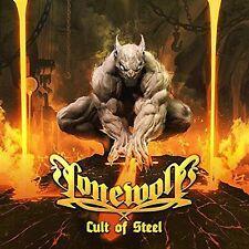 Lonewolf - Cult of Steel [New CD] Ltd Ed