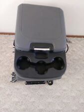 09-18 Dodge Ram, OEM,Center console/Jump Seat with seatbelt, gray, with tray